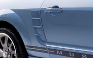 3d Carbon Pony Vents 2005 - 2009 Mustang
