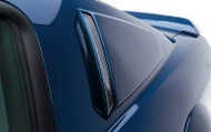3d Carbon Window Scoops 2005 - 2009 Mustang