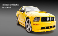 3d Carbon Ford Mustang Style Kits :: GT Styling 2005 - 2009 Mustang