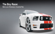 3D Carbon Ford Mustang Style Kits :: Boy Racer 2005-09