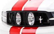 3D Carbon E-Style Grille 2010-2014 Mustang