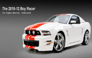 3D Carbon Ford Mustang Style Kits :: Boy Racer 2010-12