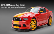 3D Carbon Mustang 2013-2014 Boy Racer