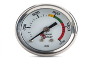 NITROUS OUTLET BOTTLE PRESSURE GAUGE - 4AN (79-15 ALL)