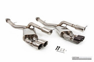 CP-e BMW 135i Austenite™ Cat Back Exhaust