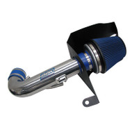 BBK 2011-14 Ford Mustang GT / 2012 Boss 302 CHROME Cold Air Intake Kit
