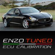 Enzo Performance Maserati Quattroporte GTS (3.8T) ECU Calibration
