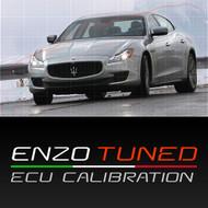 Enzo Performance Maserati Quattroporte (3.0T) ECU Calibration
