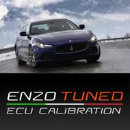 Enzo Performance Maserati Ghibli (3.0T) ECU Calibration