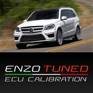 Enzo Performance Mercedes ML550 (4.6L BITURBO) ECU Calibration