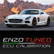Enzo Performance Mercedes SLS (6.3L-AMG) ECU Calibration