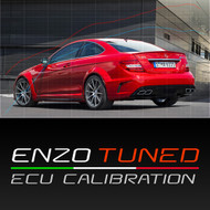 Enzo Performance Mercedes C63 (6.2L-AMG) ECU Calibration