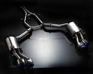 AGENCY POWER TITANIUM CATBACK EXHAUST MERCEDES E63 V8 W212 SEDAN [AP-BEZ-M-02]