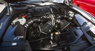 AGENCY POWER CARBON FIBER COLD AIR INTAKE KIT WITH SCOOPS BMW M5 F10 | M6 F12 [AP-F10M5-110]