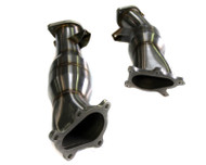Agency Power High Flow Cat Downpipes Nissan R35 GT-R 09-14
