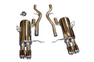 BMW RPI EXHAUST - 3 SERIES E92 M3 COUPE GTM (AXLEBACK) - PRE-ORDER