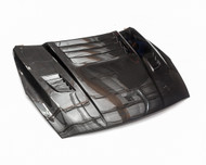 Agency-Power Nissan R35 GT-R Aeroform Carbon Fiber Vented Hood