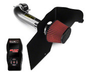 2015+ AEM Brute Force Cold Air Intake - Gunmetal & Tune