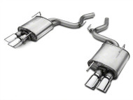 Roush Quad Tip Axle-Back Exhaust 2015+ Ecoboost