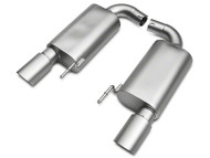 LTH Axle Back Exhaust System