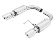 GMS Axle-Back Exhaust - Stainless