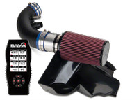 C&L Racer Cold Air Intake w/ 95mm MAF & Bama X4 Tuner (11-14 GT)