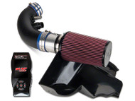 C&L Racer Cold Air Intake w/ 95mm MAF & VMP X4 Tuner (11-14 GT, BOSS)