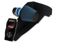 BBK Black Out Cold Air Intake & SCT X4 Tuner w/ Unleashed Tunes (15-17 EcoBoost)