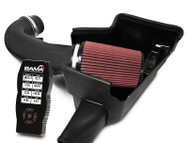 JLT Cold Air Intake & Bama X4 Tuner (15-17 GT)