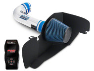 BBK Chrome Cold Air Intake & SCT X4 Tuner w/ VMP Tunes (15-17 GT)