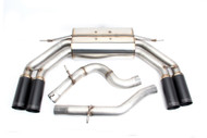 Dinan Free Flow Exhaust for Audi S3 (8V)