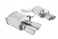 Megan Racing Supremo Exhaust System BMW F12/13 650i 2012+