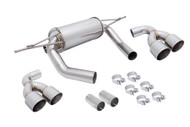 Megan Racing Supremo Exhaust BMW F82 M3/M4 2015+
