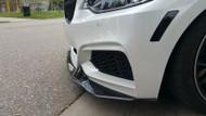 Dinmann Carbon Fiber Front Lip – BMW F22 2 series