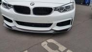 Dinmann Carbon Fiber Front Lip – BMW F32 4 series 2 door 4 door