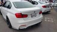 Dinmann Carbon Fiber Rear Diffuser – BMW F80 M3