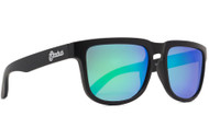 Polarized Solid Black / Green