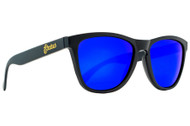 Polarized Solid Black Deep Sea