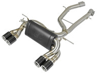 "AFE Power MACH Force-Xp 3"" to 2-1/2"" Exhaust BMW M3 M4"