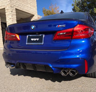 RPI BMW F90 M5 Exhaust (GTM)