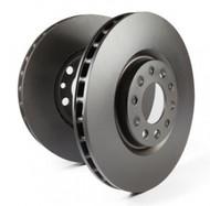 EBC RK Non-Slotted Rotors 128