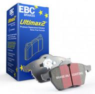 EBC Ultimax2 Brakes BMW F10 528