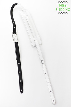 Ish Super Strap - White