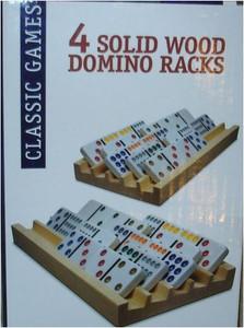 mexican train domino racks