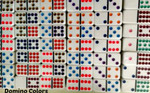 Colors Puremco Dominoes