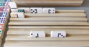domino tile racks for jumbo dominoes