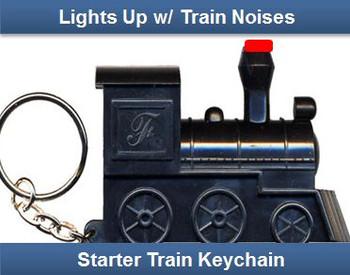 Product Comparison: CHH Mexican Train Whistling Key Chain VS