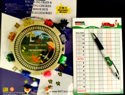 Domino Accessories For Mexican Train Mexicantrainfun