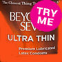 Beyond Seven Ultra Thin Condom