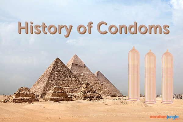 The History of Condoms: Past, Present & OMG!